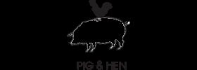 Pig & Hen joyas