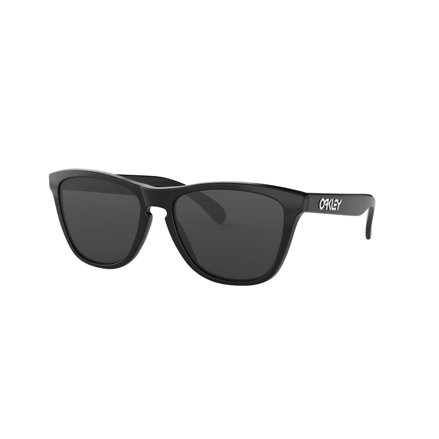 596ab233a Oakley Frogskins Polished Black Gafas de Sol OO901324-30655 - Gafas de sol