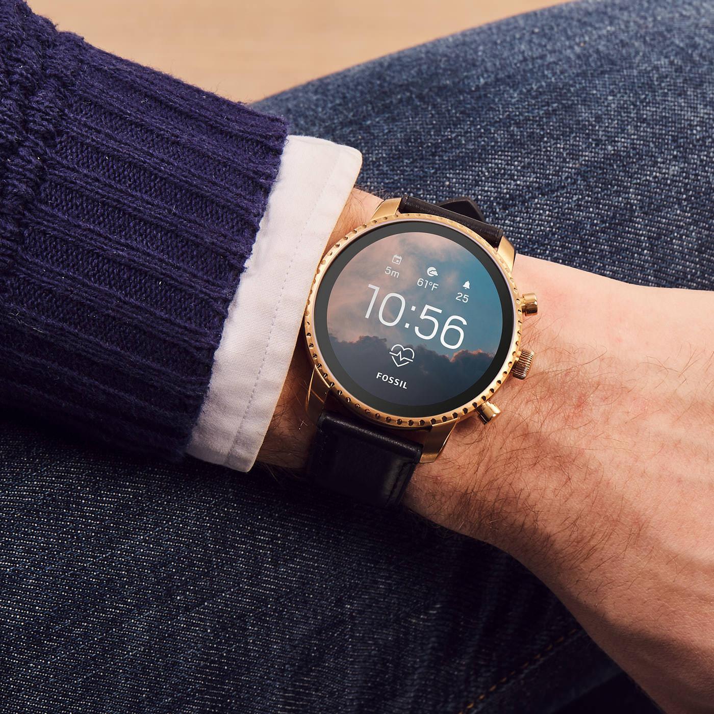 Fossil Q reloj FTW4017