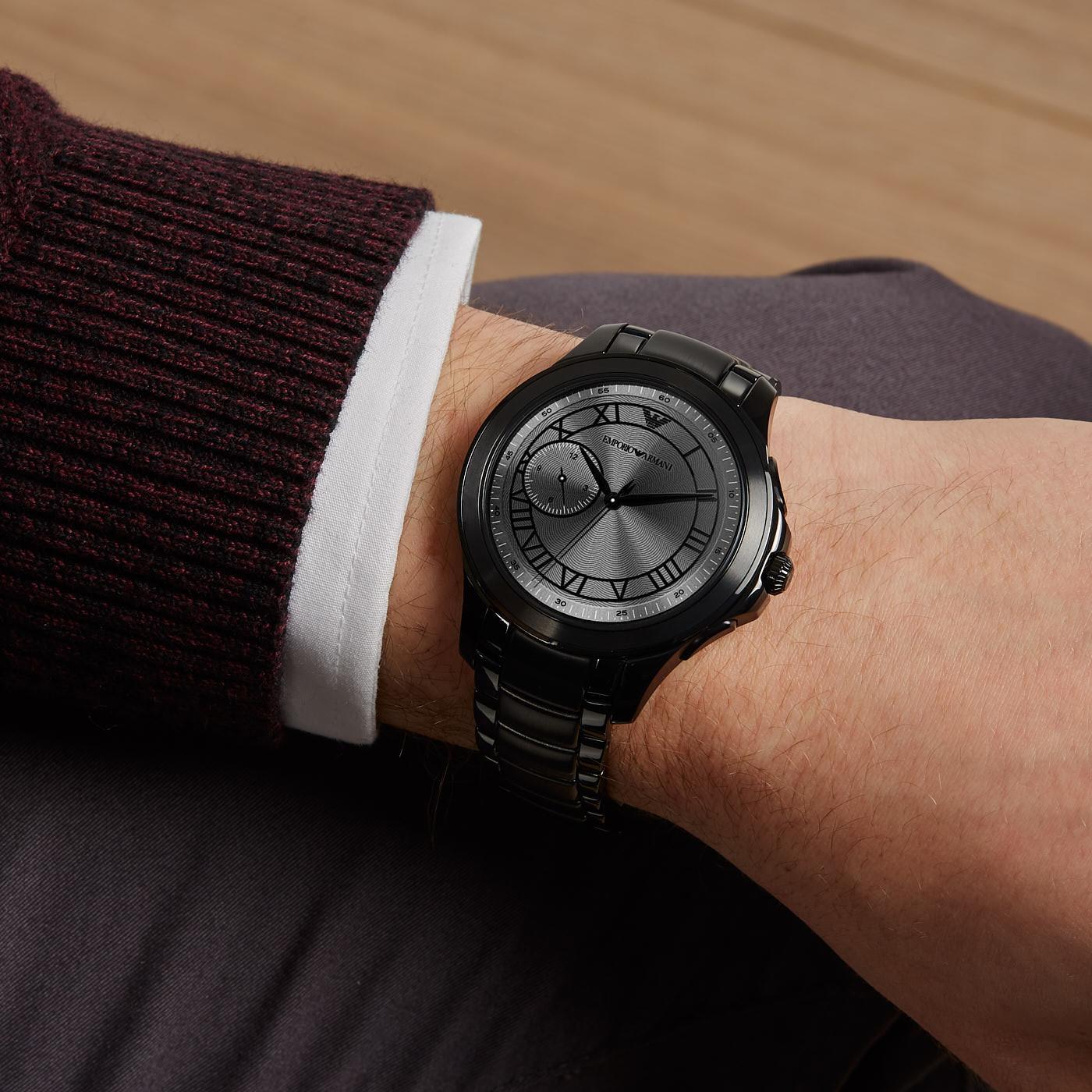 a190f73c74f5 Emporio Armani Alberto reloj ART5011 - Relojes