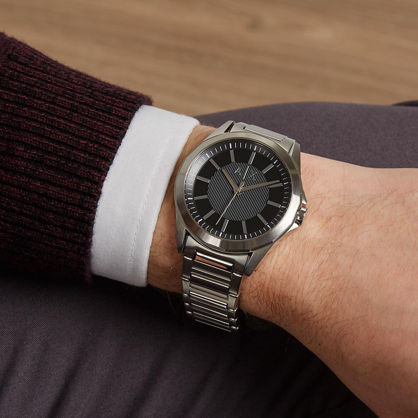 19ba2da9377c Armani Exchange Drexler reloj AX2618 - Relojes
