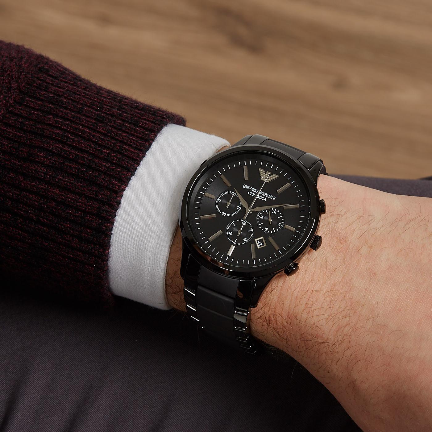 dc4fe1f9bfa9 Emporio Armani reloj AR1451 - Relojes