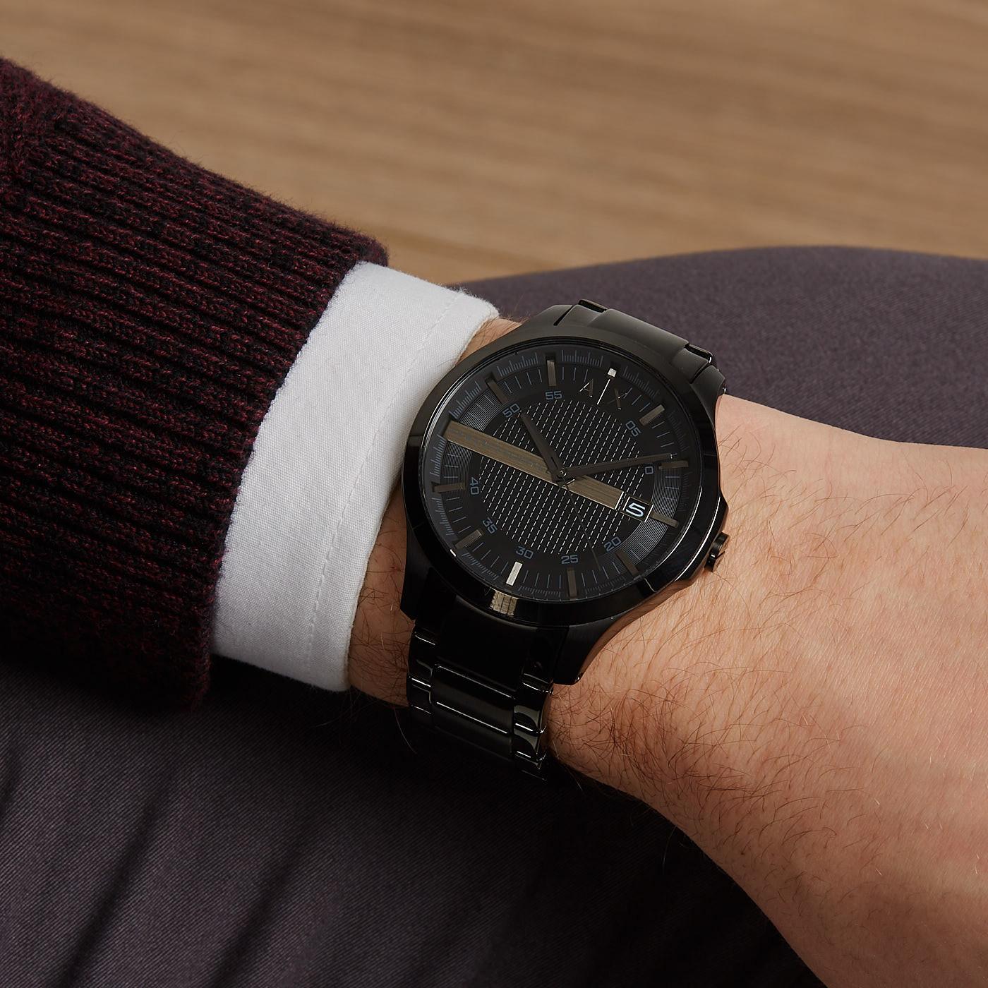 5f4fe3e5a626 Armani Exchange reloj AX2104 - Relojes