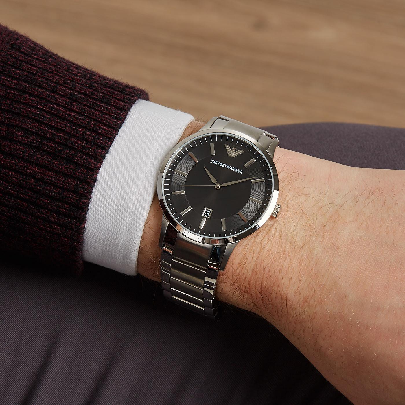 0466be001e19 Emporio Armani reloj AR2457 - Relojes