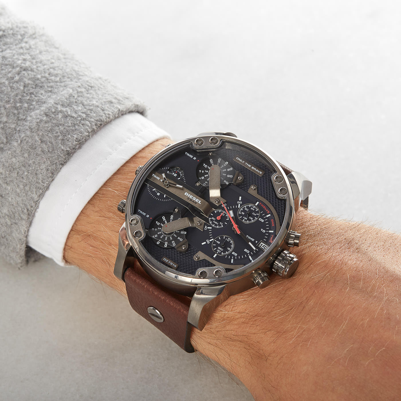 53fd23ce51f6 Diesel Mr Daddy 2.0 reloj DZ7314 - Relojes