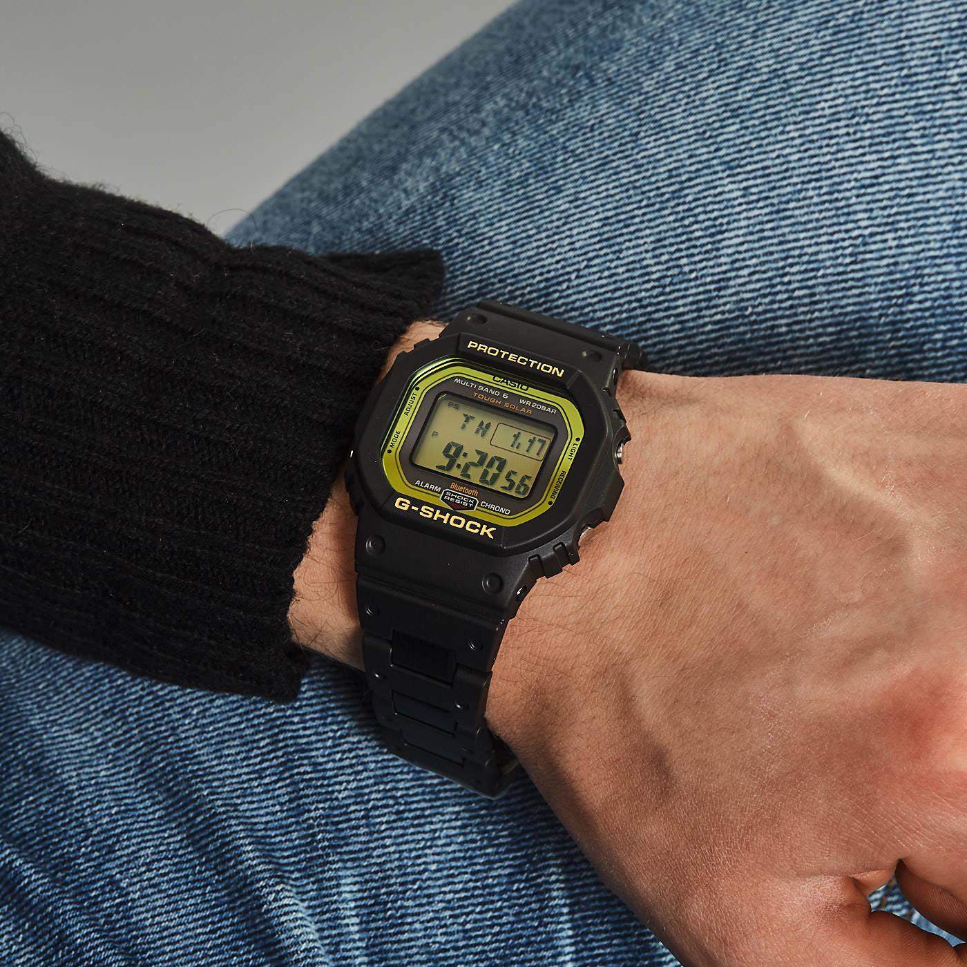 G-Shock Bluetooth Solar horloge GW-B5600BC-1ER