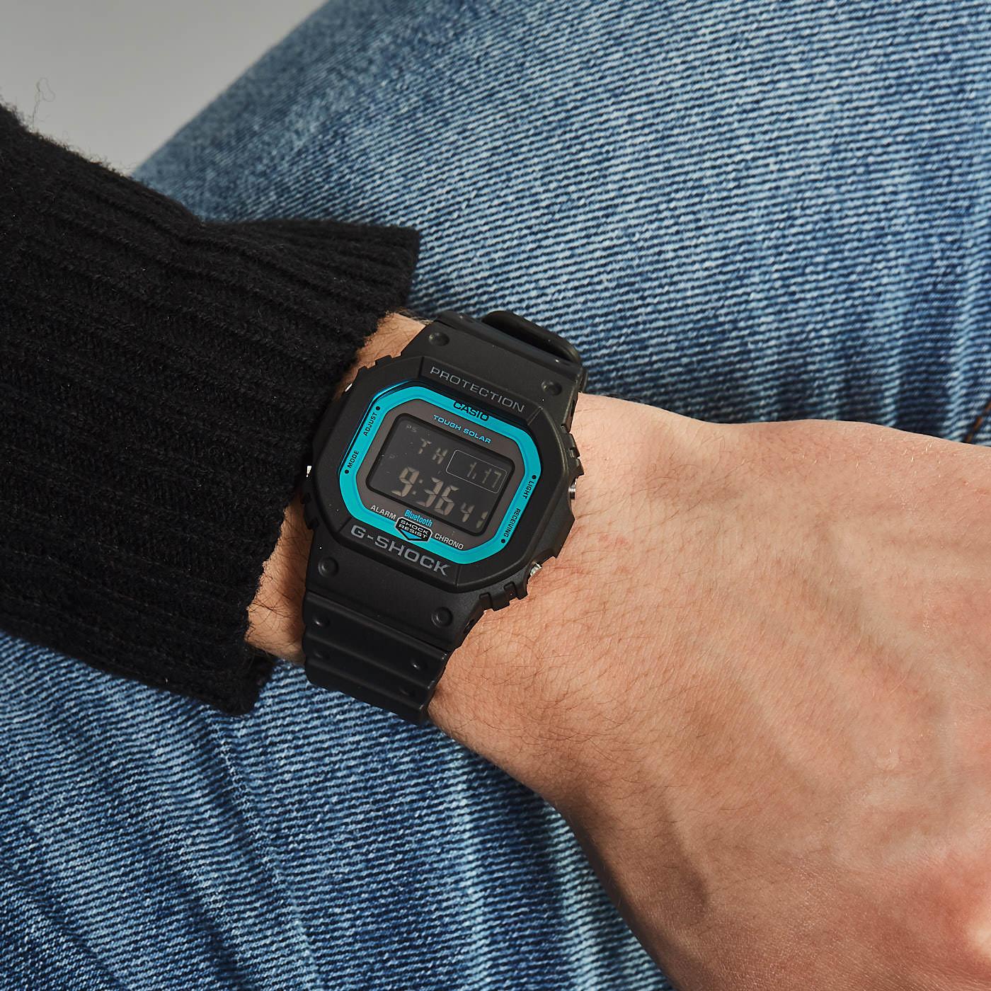 G-Shock Bluetooth Solar horloge GW-B5600-2ER