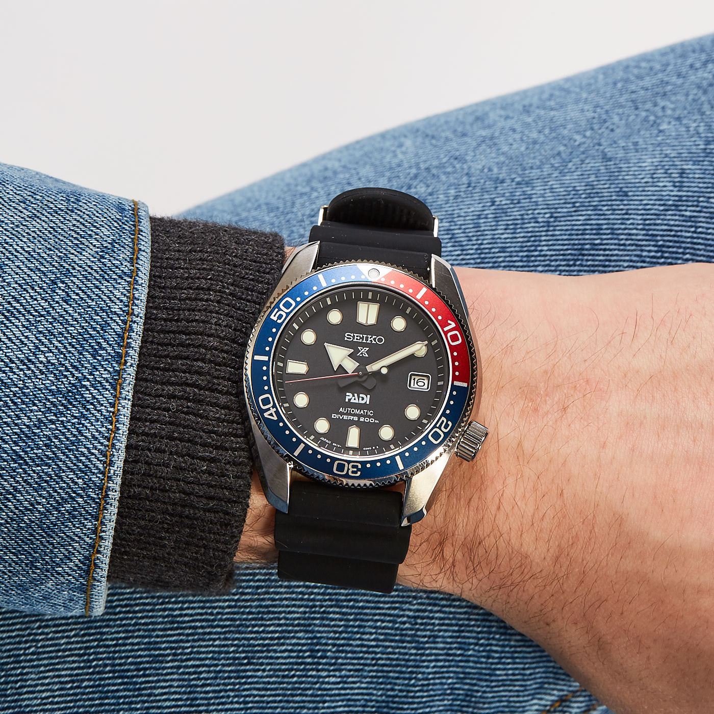 Seiko Prospex Automaat Special Edition horloge SPB087J1