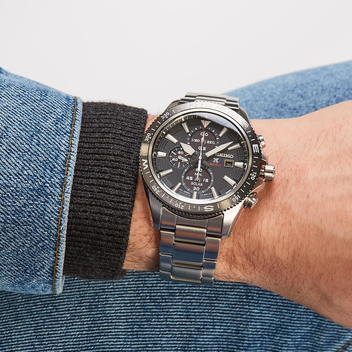 4314c8c8bf0d Seiko Prospex reloj SSC705P1 - Relojes