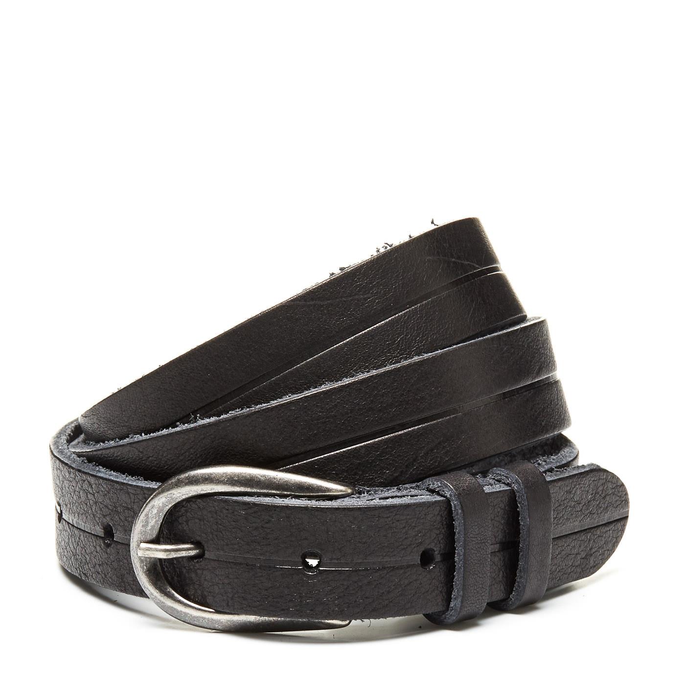 Cowboysbelt Black Dames Riem 252006-000100