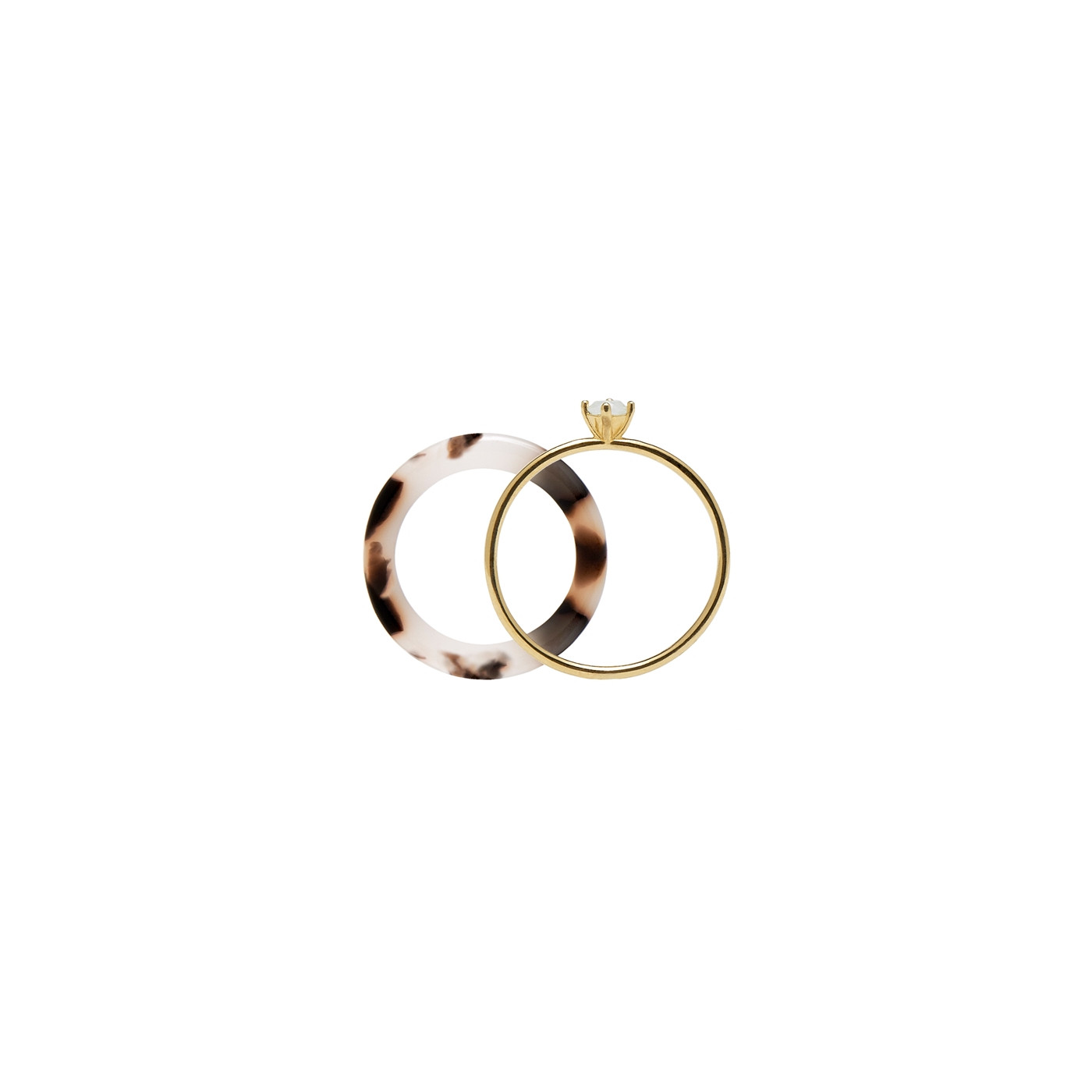 PD Paola Caramel anillo AN01-110