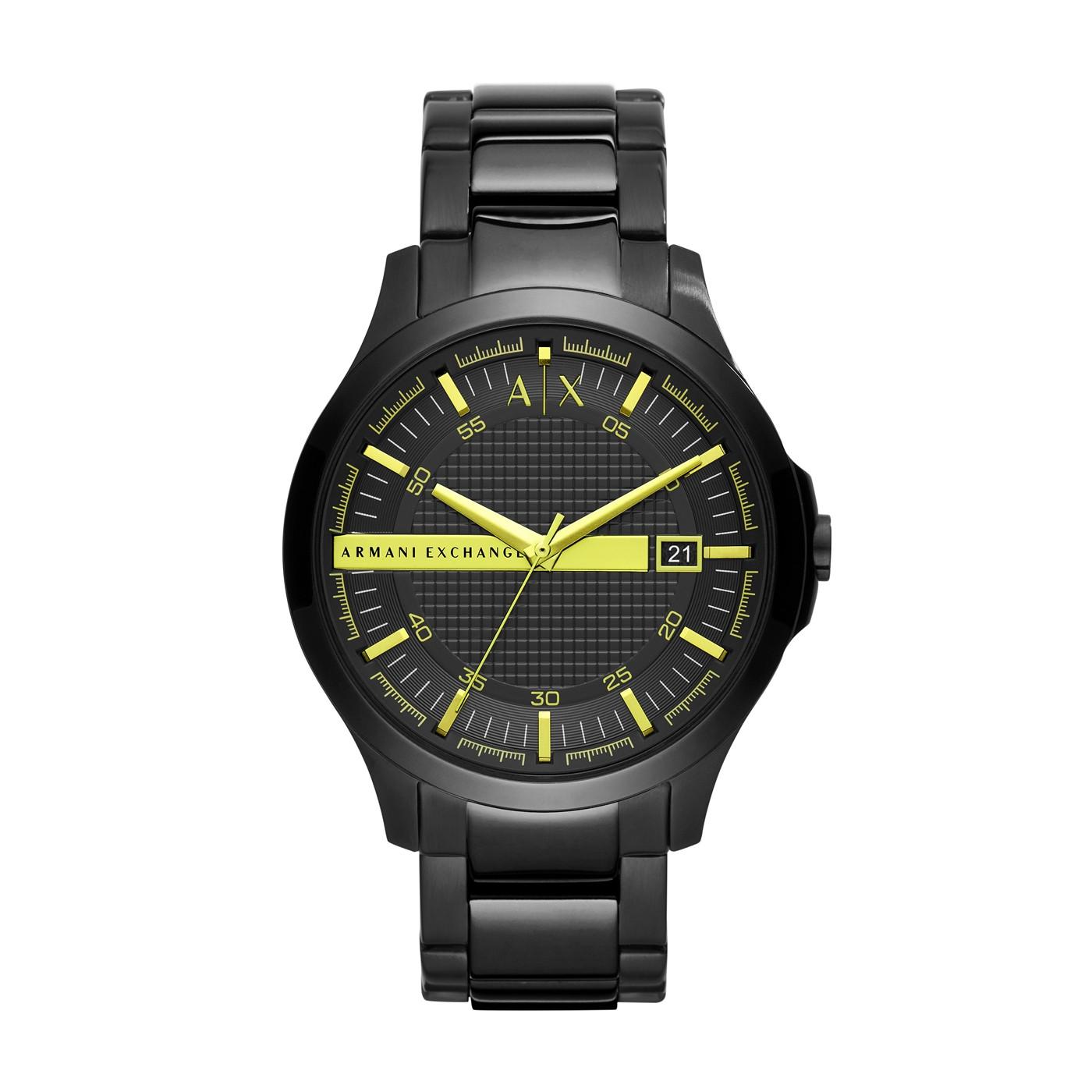 Armani Exchange Hampton horloge AX2407