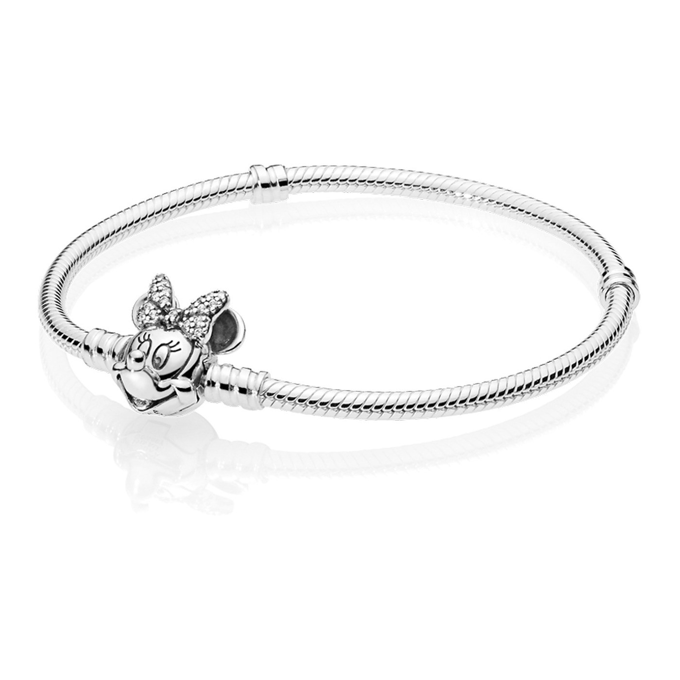 Pandora Disney pulsera 597770CZ (Tamaño: 17-20)