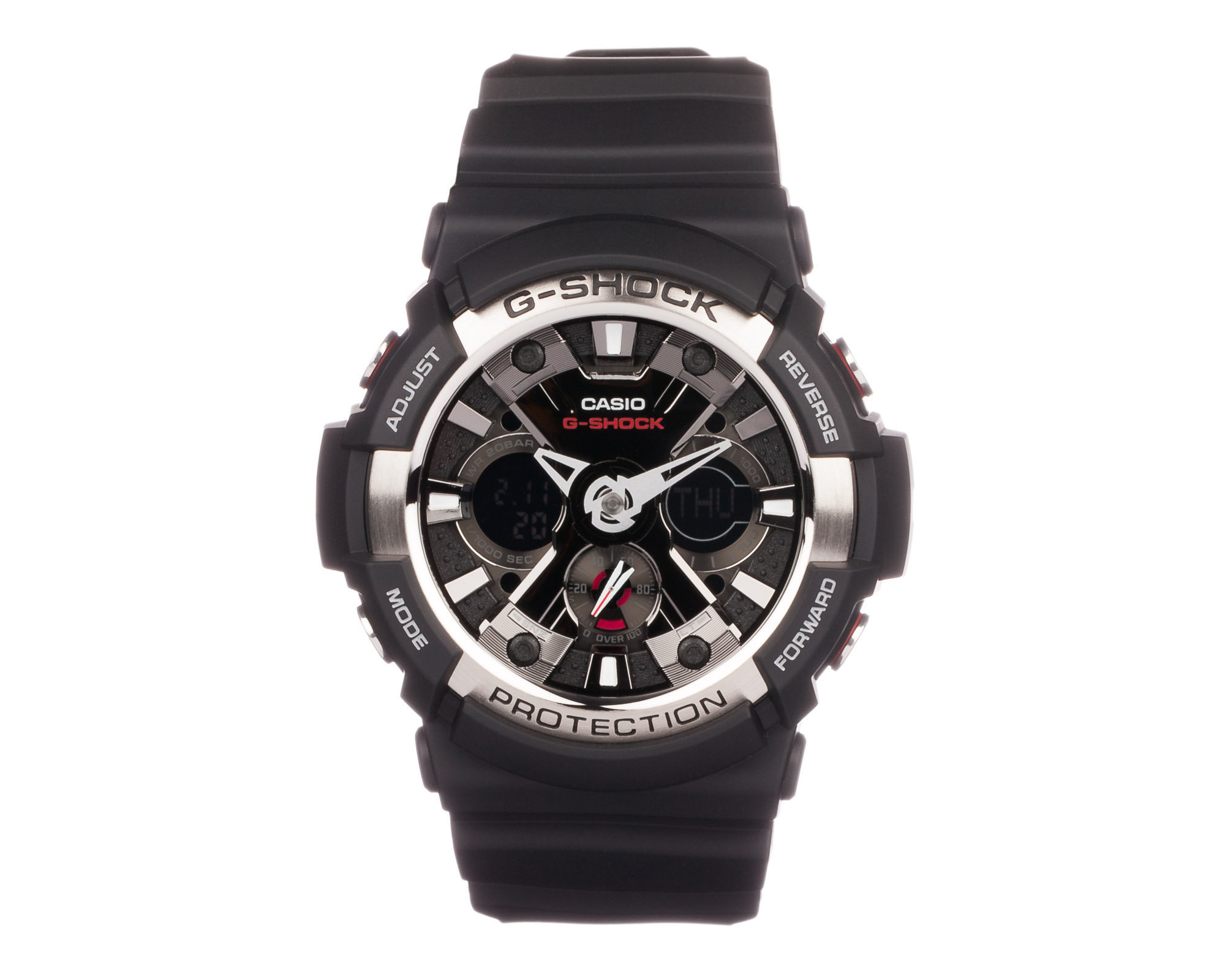 1aer Reloj Ga 200 Shock Original G WYHIED29