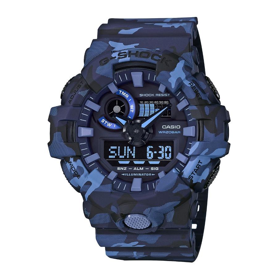 G-Shock Camouflage horloge GA-700CM-2AER