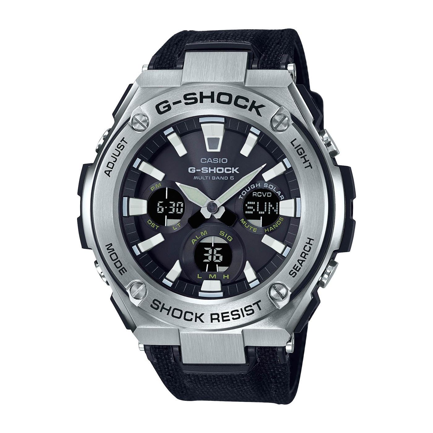 G-Shock G-Steel Cordura horloge GST-W130C-1AER
