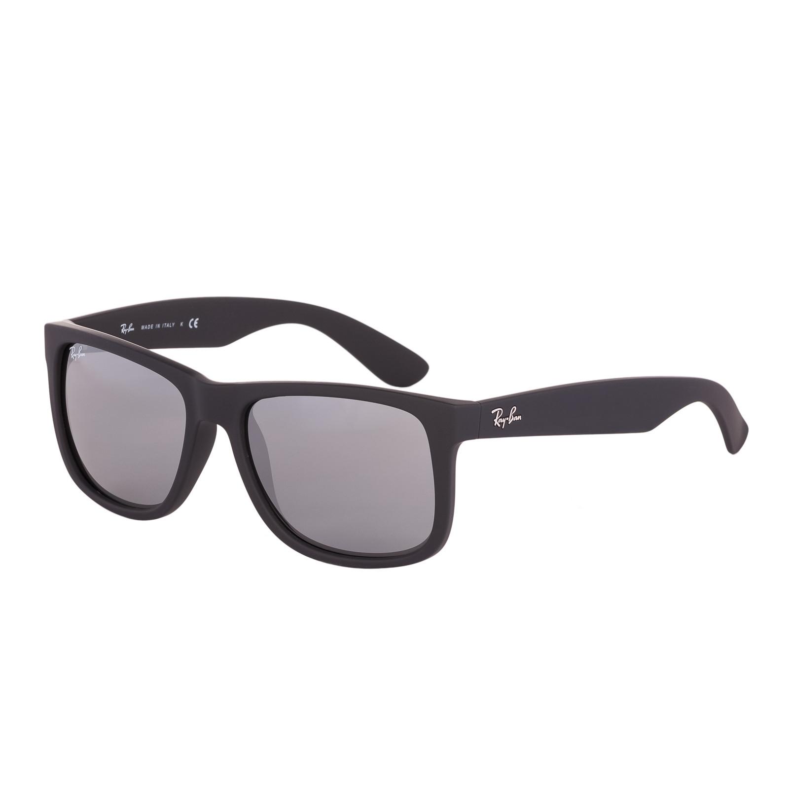 226f3f2cff5 Ray-Ban Justin Rubber Black Gafas de Sol RB4165 622 6G - Gafas de sol