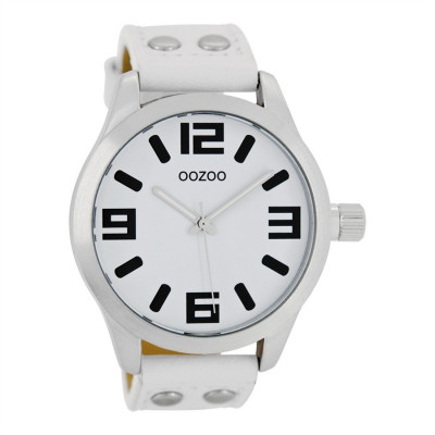 OOZOO Timepieces Wit C1050 (46MM)