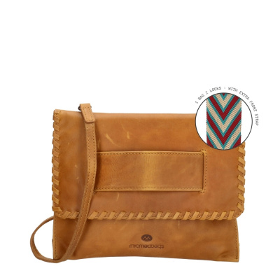Micmacbags Friendship Camel Clutch 18659010
