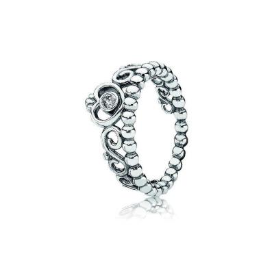 Pandora Zilveren Princess Ring 190880CZ