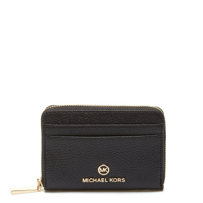Michael Kors Small Coin Card Black Portemonnee 34S1GT9Z1L-001