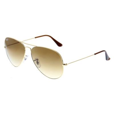Ray-Ban Aviator zonnebril RB3025 58 001/51
