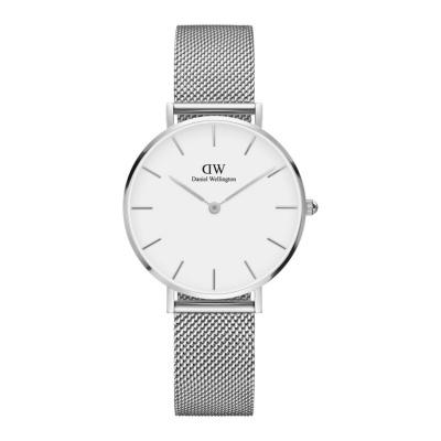 Daniel Wellington Petite White horloge DW00100164 (32 mm)