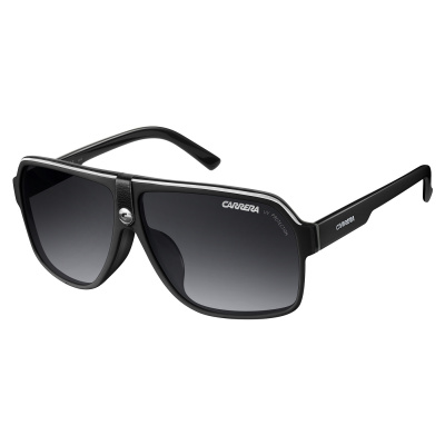 Carrera Black Grey Zonnebril CAR-33-8V6-62-9O