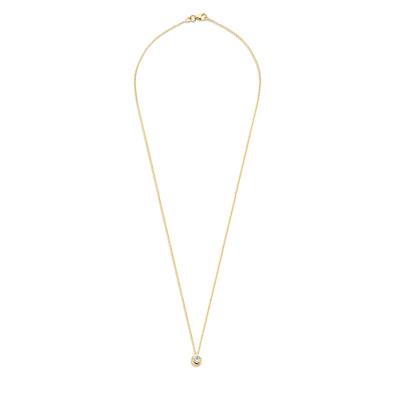 Blush 14 Karaat Gouden Ketting 3067YZI (Lengte: 42.00 cm)