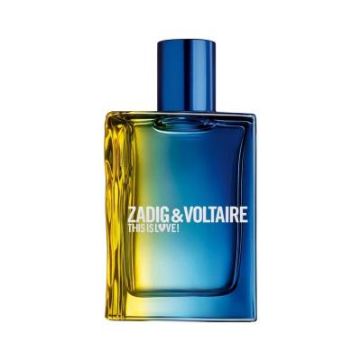 Zadig & Voltaire This Is Love! For Him Eau De Toilette Spray 50 ml
