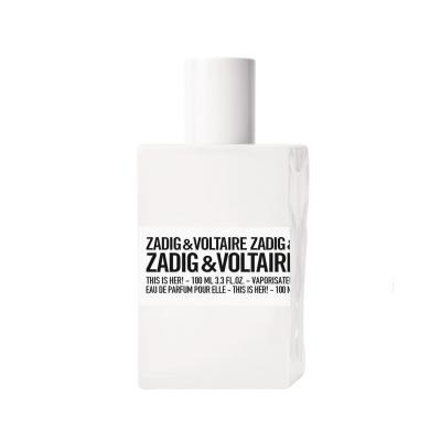 Zadig & Voltaire This Is Her Eau De Parfum Spray 100 ml