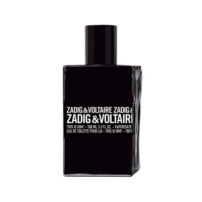 Zadig & Voltaire This Is Him Eau De Toilette Spray 100 ml