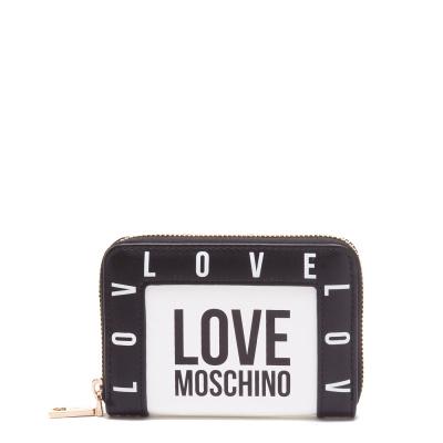 Love Moschino Bianco Portemonnee JC5642PP1DLI0100