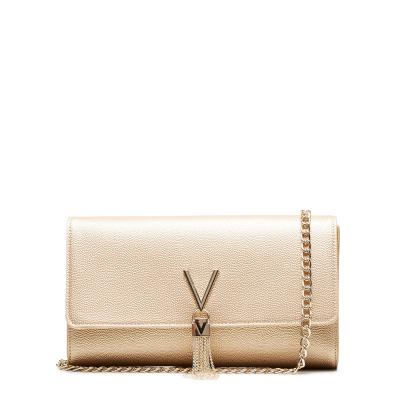 Valentino Bags Divina Clutch VBS1R401GORO