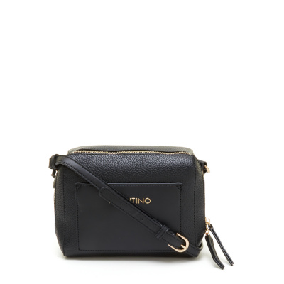Valentino Bags Willow Nero Crossbody Tas VBS5K703NERO