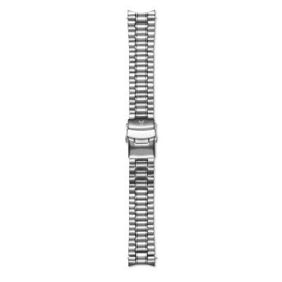 Renard Strap 20mm Zilverkleurig R630001