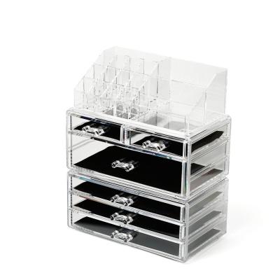 Brandfield Transparente Cajas Joyeria JWB100402