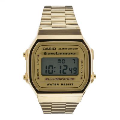Casio A168WG-9EF horloge