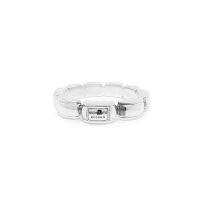Buddha to Buddha Refined 925 Sterling Zilveren Refined Batul Ring BTB027