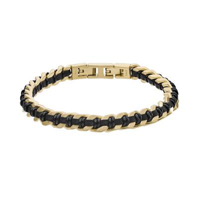 Emporio Armani Fashion Gouden Armband EGS2723710 (Lengte : 18.50-19.50 cm)