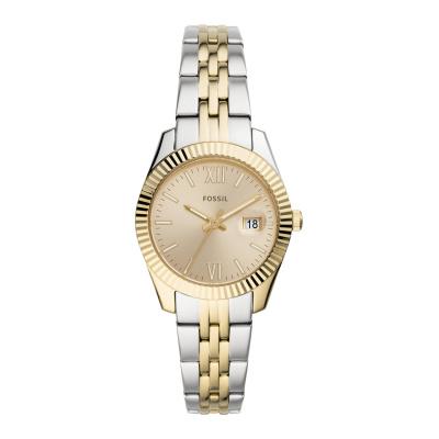 Fossil Scarlette Mini horloge ES4949