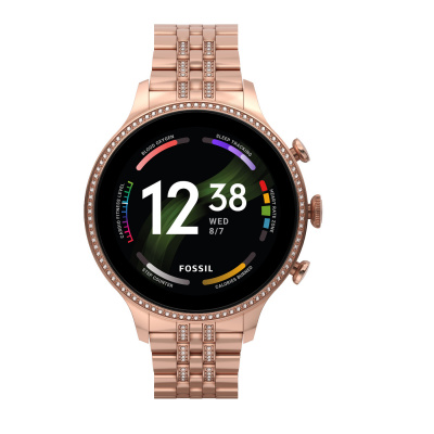 Fossil Gen 6 smartwatch FTW6077