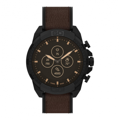 Fossil Bronson HR Smartwatch FTW7057