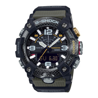 G-Shock Mudmaster reloj GG-B100-1A3ER