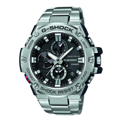 G-Shock G-Steel Bluetooth Connected horloge GST-B100D-1AER