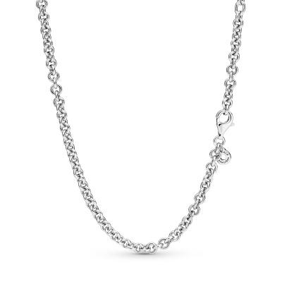 Pandora Icons Thick Cable Chain Ketting 399564C00-45 (Lengte: 45.00 cm)
