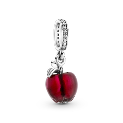 Pandora Passions Murano Glass Red Apple Bedel 799534C01