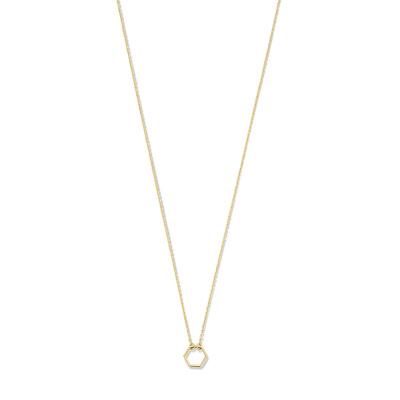 Isabel Bernard Le Marais Felie 14 karaat gouden collier IB340036