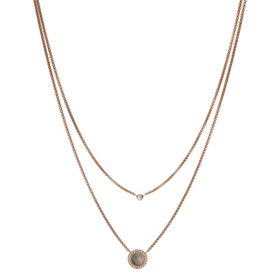 Fossil Classics Ketting JF02953791 (Lengte: 42.00-46.00 cm)