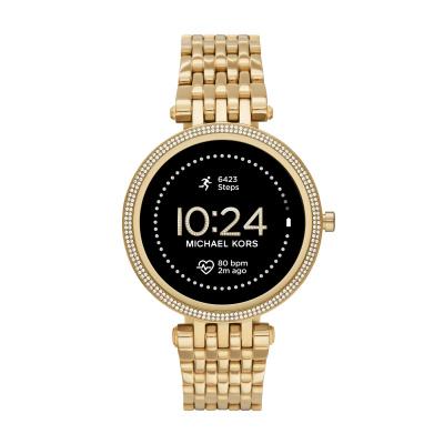 Michael Kors Gen 5E Darci Display Smartwatch MKT5127